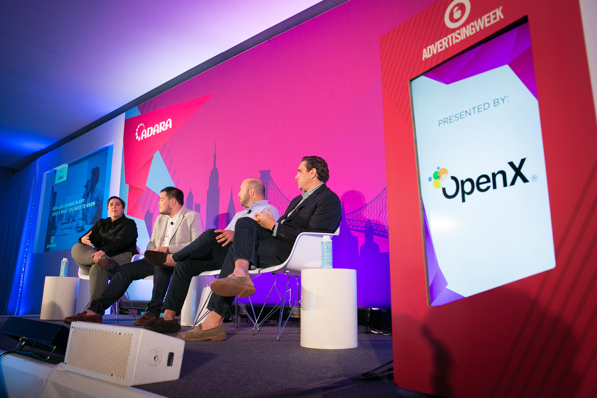 OX Blog AdWeekDay1 Maggie - Advertising Week New York Day 1: Mobile and the Future of Programmatic