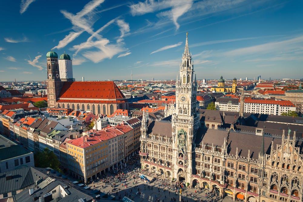 Munich Germany - Munich