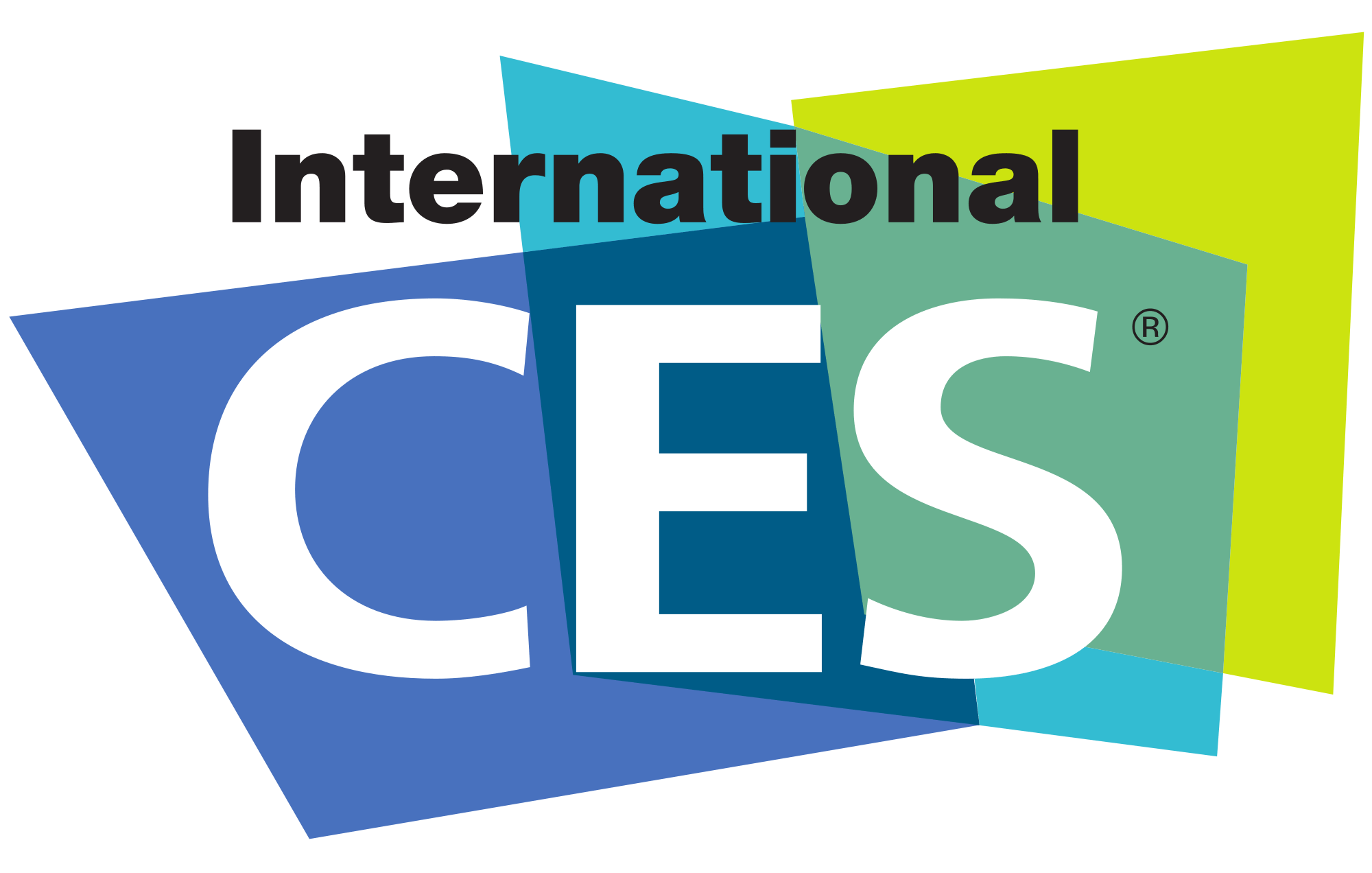 international ces logo - CES 2017