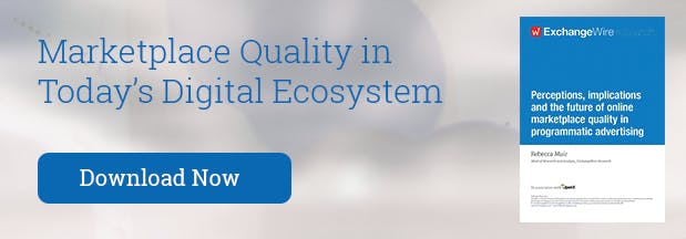 2015 11 06 Whitepaper Marketplace Quality - Ask an Expert: Sociomantic's Head of Supply on Transparency and Eliminating Quality Contamination