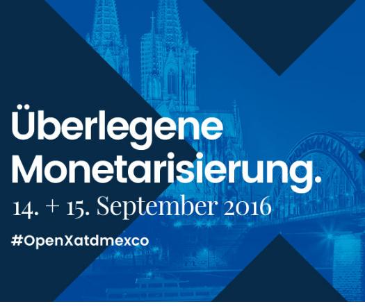 2016 09 08 OpenX at dmexco 2016 DE - OpenX auf der dmexco 2016