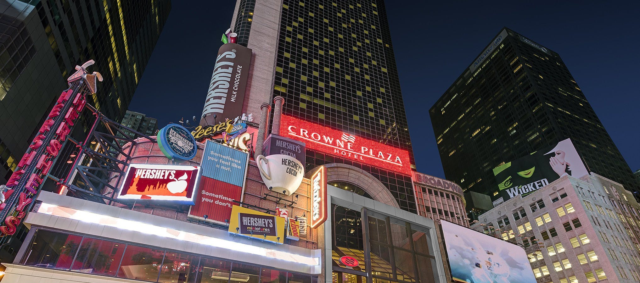 Crowne Plaza Hotel Times Square Cropped - MMA Mobile Leadership Forum