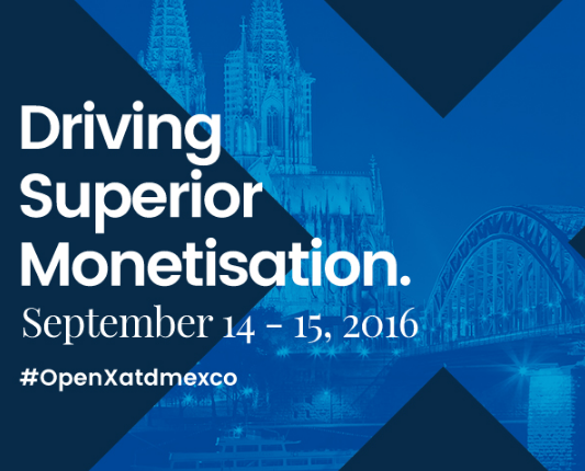 OpenX at dmexco 2016 driving superior monetisation - What to expect from OpenX at dmexco 2016