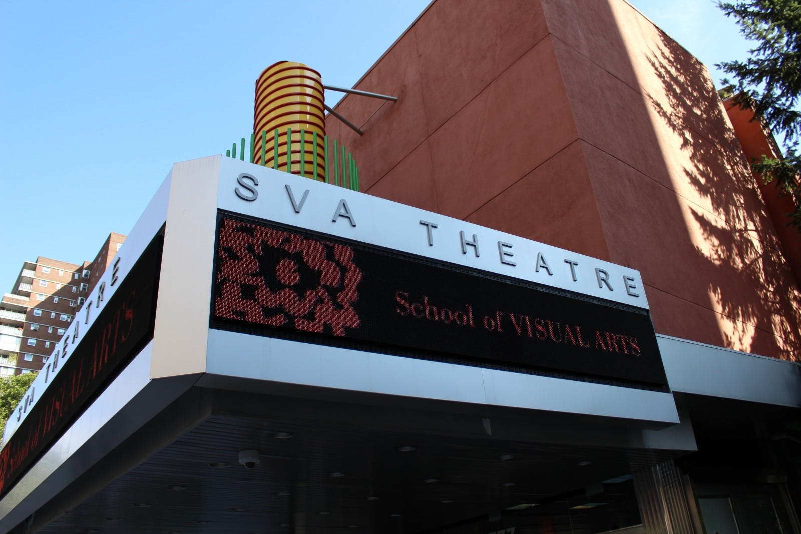 SVA theatre 1600 - ExchangeWire Live!