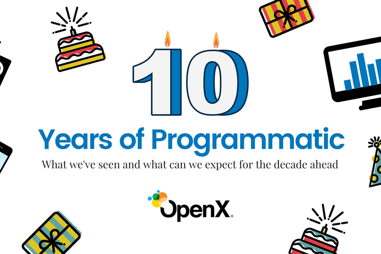 10 Years of Programmatic: What We've Seen and What We Can Expect