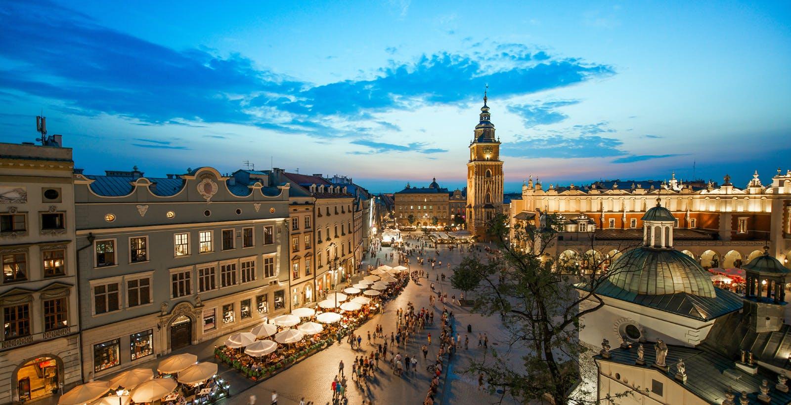 OX Locations Krakow - Kraków