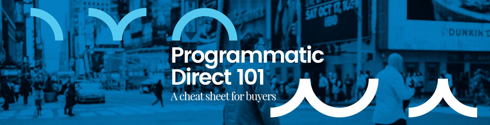 ProgrammaticDirect BlogGraphic - OpenX Programmatic Direct 101 for Buyers