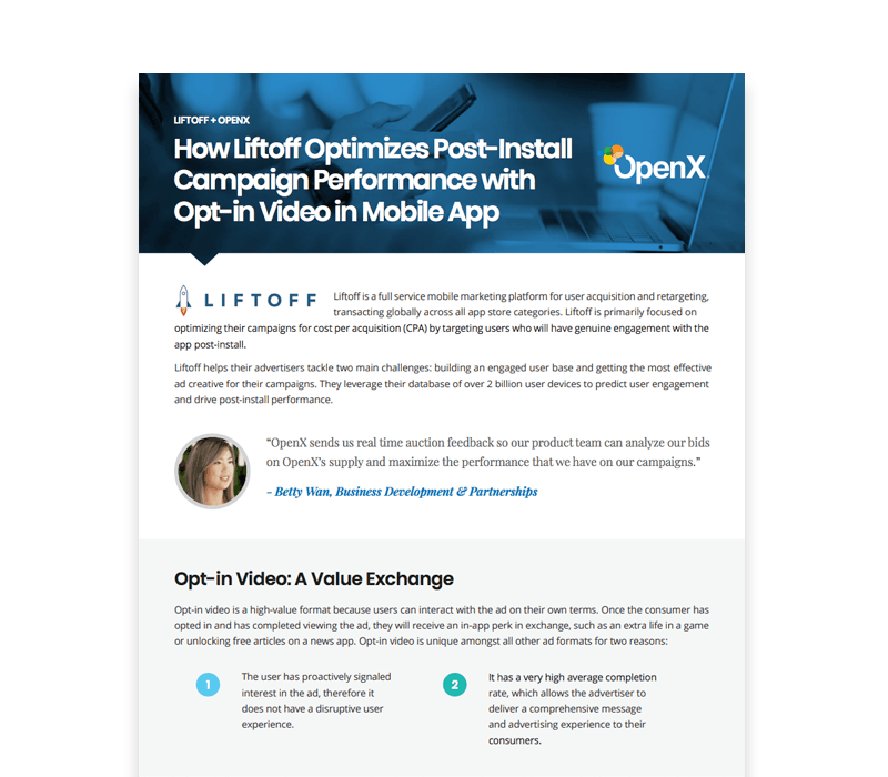 OX CaseStudies Thumbs LiftOff3 - How Liftoff Optimizes Campaign Performance with Opt-in Video