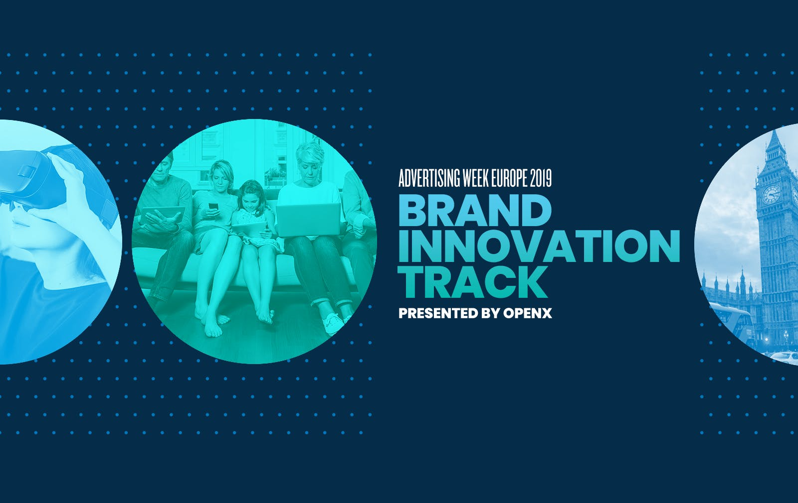 OpenX at Advertising Week Europe 2019