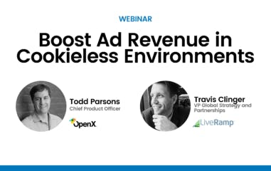 Boost Ad Revenue in Cookieless Environments