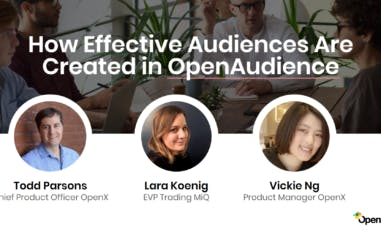 How Effective Audiences are Created in OpenAudience
