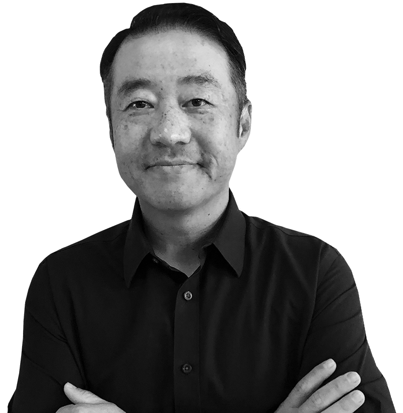 OXMark BioHeadshot - Mark Liao